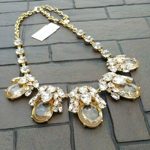 NWT TALBOTS statement necklace